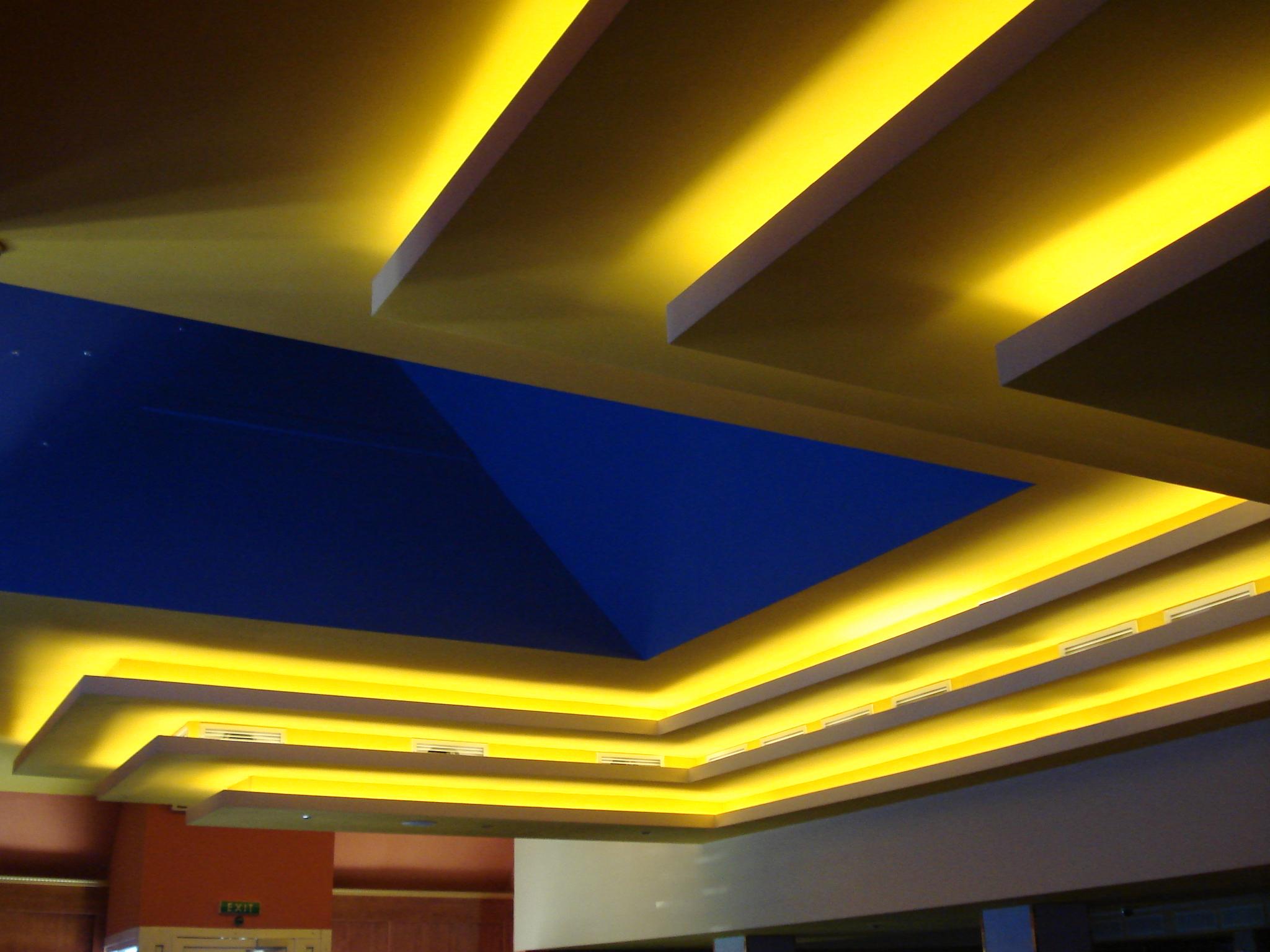 Sistem de iluminare - Scafe CARALUX - Poza 1