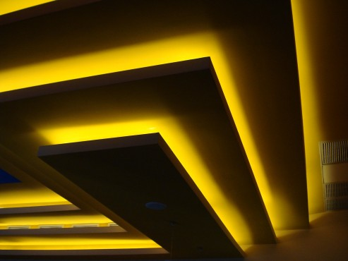 Sistem de iluminare - Scafe CARALUX - Poza 2