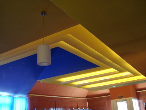 Lucrari de referinta Sistem de iluminare - Scafe CARALUX - Poza 3