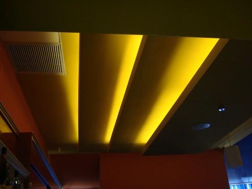 Lucrari de referinta Sistem de iluminare - Scafe CARALUX - Poza 4