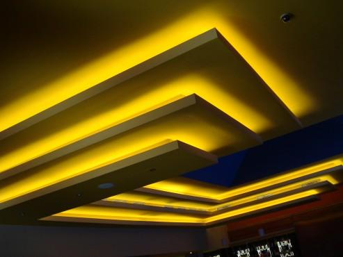 Lucrari de referinta Sistem de iluminare - Scafe CARALUX - Poza 5