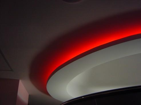 Lucrari de referinta Sistem de iluminare - Scafe CARALUX - Poza 6