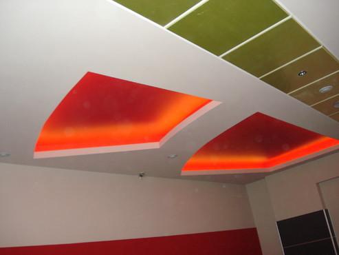 Lucrari de referinta Sistem de iluminare - Scafe CARALUX - Poza 7