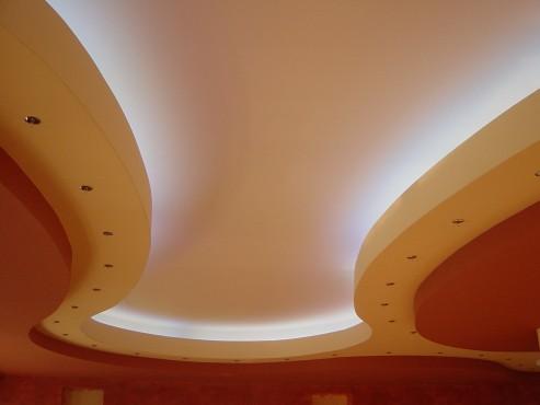 Lucrari de referinta Sistem de iluminare - Scafe CARALUX - Poza 8