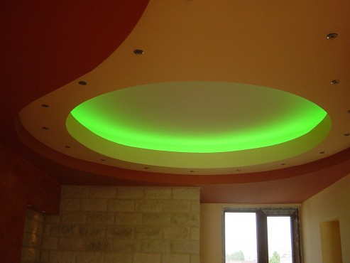 Lucrari de referinta Sistem de iluminare - Scafe CARALUX - Poza 16
