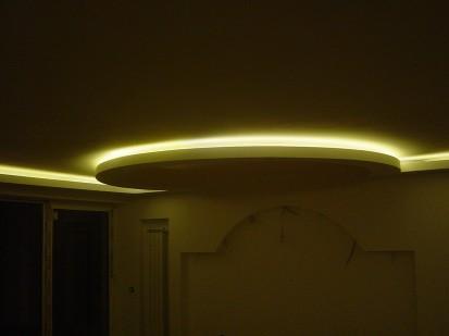 Iluminare interioara 213 Sistem de iluminare - Scafe