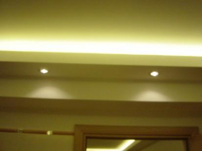 Iluminare interioara 215 Sistem de iluminare - Scafe