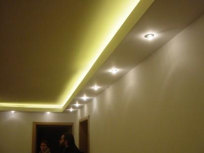 Iluminare interioara 216 Sistem de iluminare - Scafe