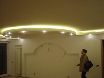 Iluminare interioara 217 Sistem de iluminare - Scafe