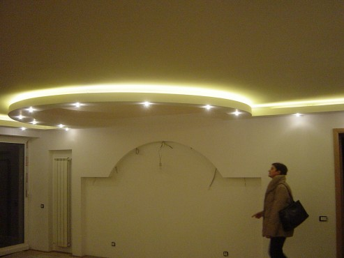 Lucrari de referinta Sistem de iluminare - Scafe CARALUX - Poza 22