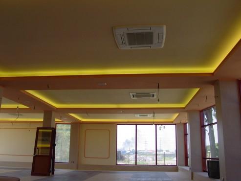 Lucrari de referinta Sistem de iluminare - Scafe CARALUX - Poza 28