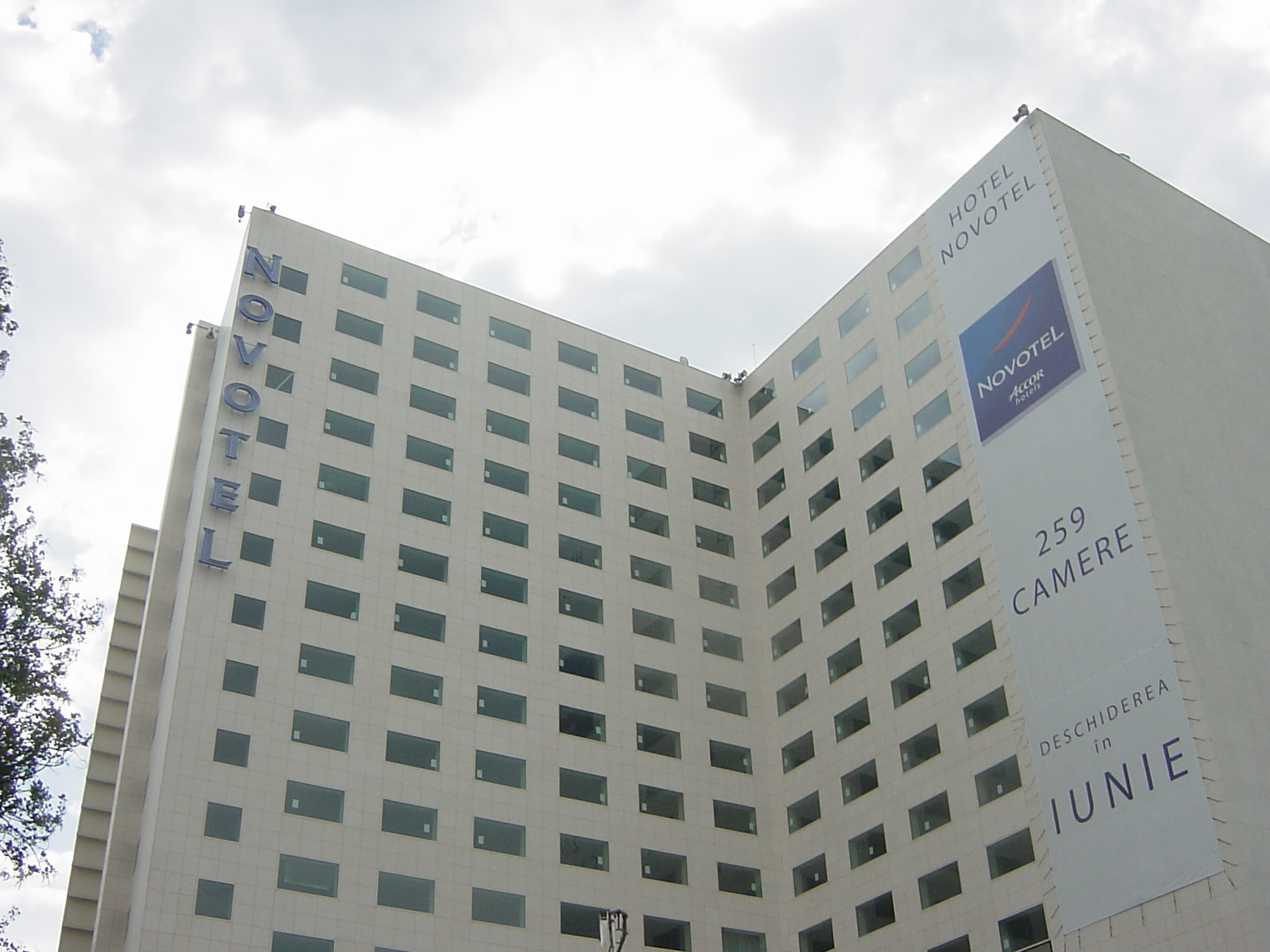 Sistem de iluminare - Hotel Novotel CARALUX - Poza 1