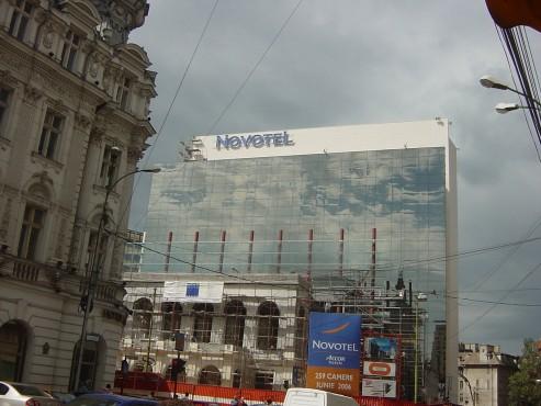 Lucrari de referinta Sistem de iluminare - Hotel Novotel CARALUX - Poza 2