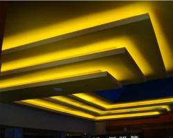 Solutii de iluminat interior si exterior cu tuburi Cold Catode Firma CARALUX vine in ajutorul arhitectilor cu sistemul de iluminare, pe baza de tuburi cu descarcare in gase spectrale. Putem executa o gama variata de culori si nuante, pana la 15 nuante diferite de alb.