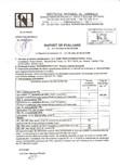 Tratament pentru lemn - Raport evaluare impotriva insectelor Nordcoll - AGREMENT - WoodProtect 611