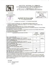 Tratament pentru lemn - Raport evaluare impotriva insectelor BOESENS FABRIKKER