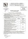 Tratament pentru lemn - Raport evaluare impotriva mucegaiului Nordcoll - AGREMENT - WoodProtect 611