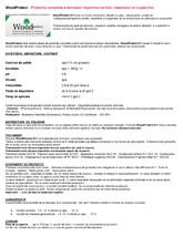 Tratament pentru lemn impotriva daunatorilor biologici BOESENS FABRIKKER