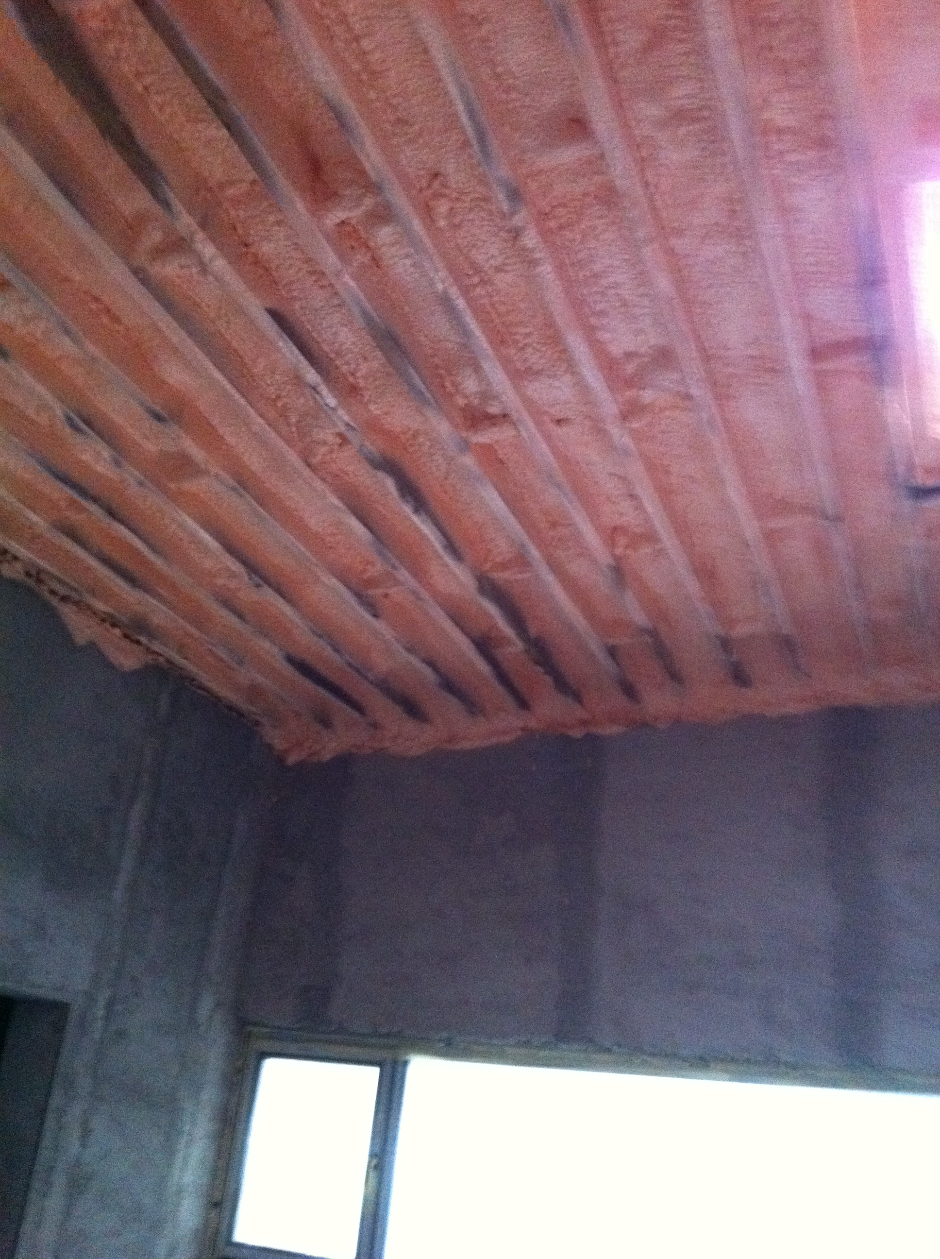 Executie termoizolatii cu spuma poliuretanica MIBAT CONSTRUCT - Poza 5