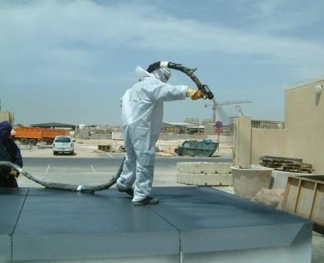 Executie termoizolatii cu spuma poliuretanica MIBAT CONSTRUCT - Poza 20