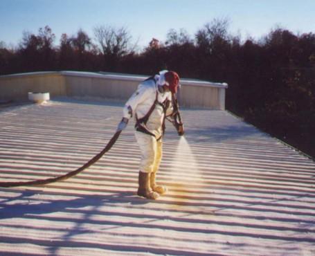 Executie termoizolatii cu spuma poliuretanica MIBAT CONSTRUCT - Poza 22