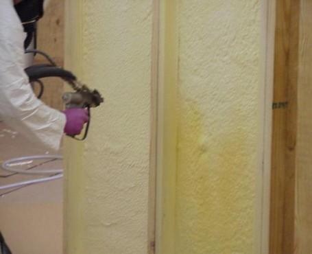 Executie termoizolatii cu spuma poliuretanica MIBAT CONSTRUCT - Poza 23