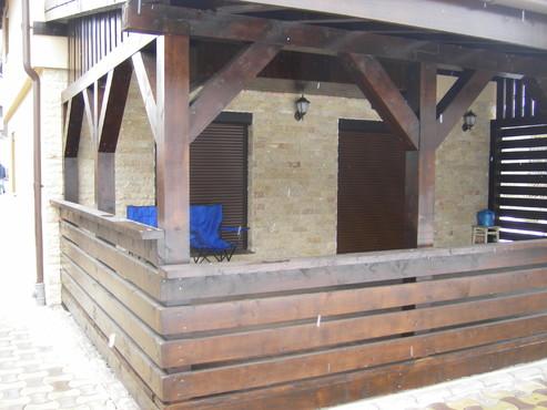 Executie constructii usoare din lemn MIBAT CONSTRUCT - Poza 7