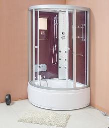 Cabine de dus cu baie de aburi SANOTECHNIK - Poza 14