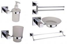accesorii inox baie Accesorii pentru baie SANOTECHNIK accesorii inox baie