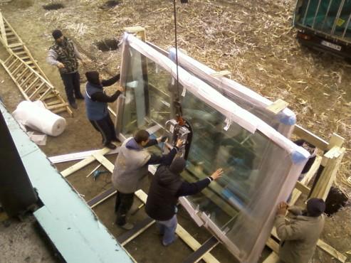 Ferestre din lemn-aluminiu  uni_one - Poza 11