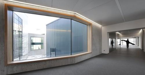 Pereti cortina lemn-aluminiu UNIFORM - Poza 6