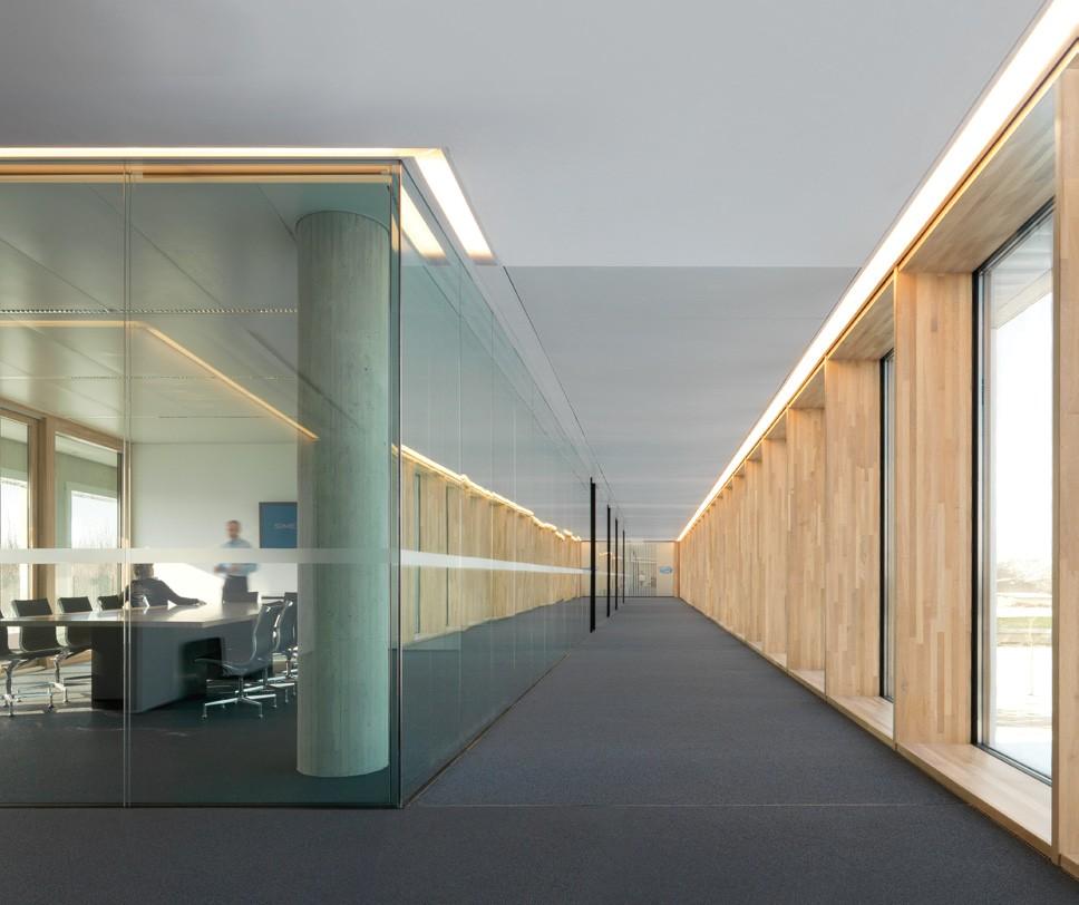 Pereti cortina lemn-aluminiu UNIFORM - Poza 8