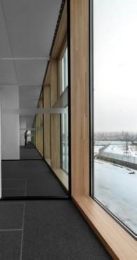Pereti cortina lemn-aluminiu UNIFORM - Poza 13