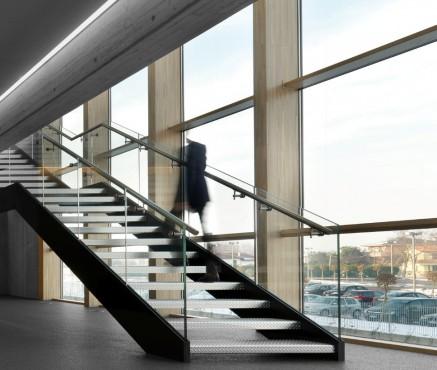 Pereti cortina lemn-aluminiu UNIFORM - Poza 15