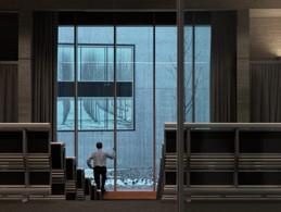 Pereti cortina lemn-aluminiu UNIFORM - Poza 16