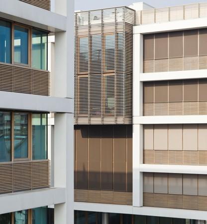 Pereti cortina lemn-aluminiu UNIFORM - Poza 20