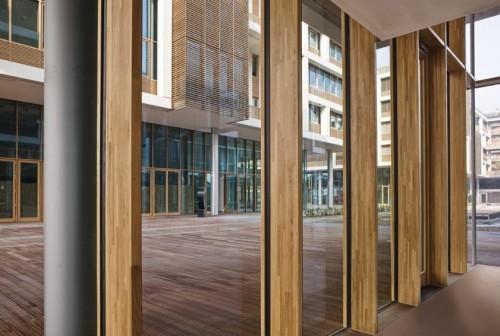 Pereti cortina lemn-aluminiu UNIFORM - Poza 22