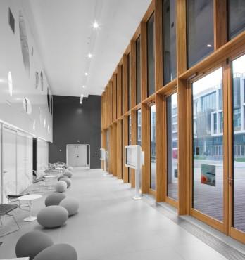 Pereti cortina lemn-aluminiu UNIFORM - Poza 26
