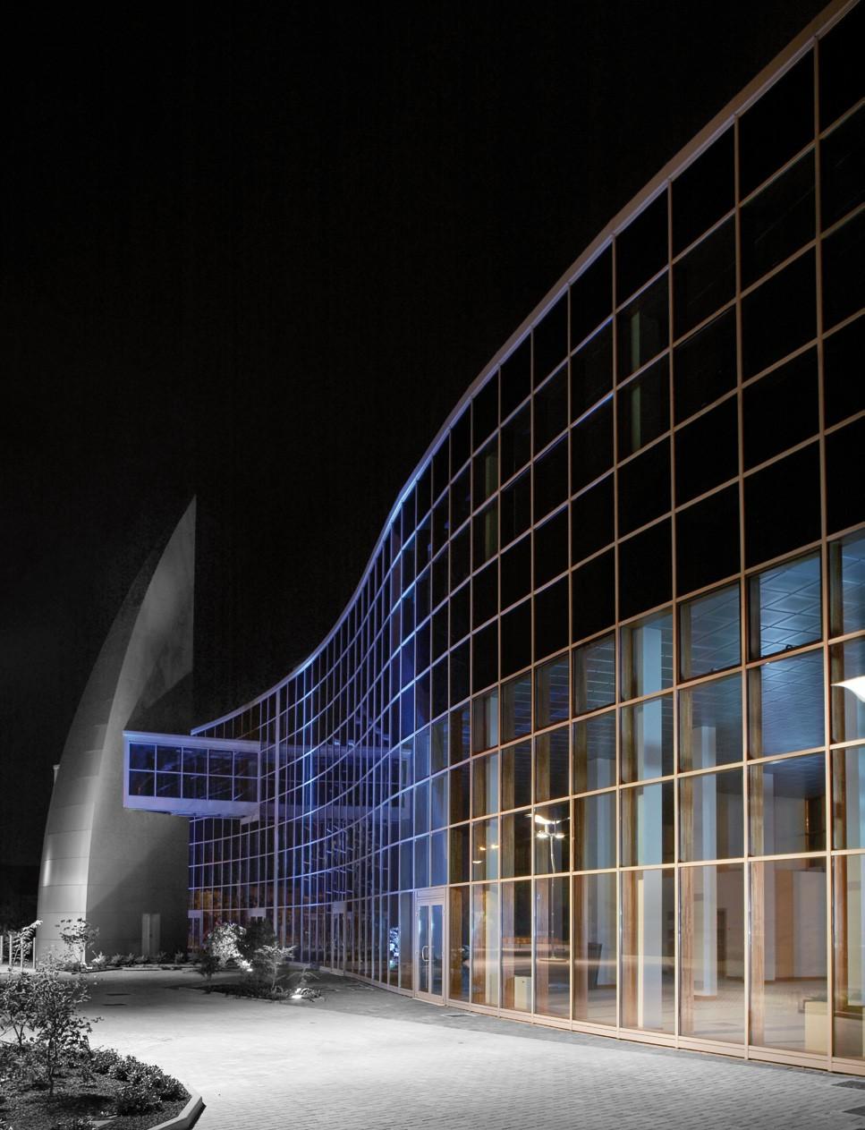 Pereti cortina lemn-aluminiu UNIFORM - Poza 31