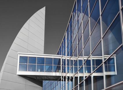 Pereti cortina lemn-aluminiu UNIFORM - Poza 34