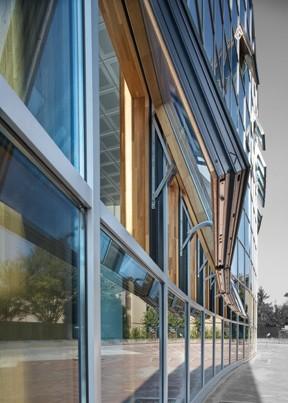 Pereti cortina lemn-aluminiu UNIFORM - Poza 38