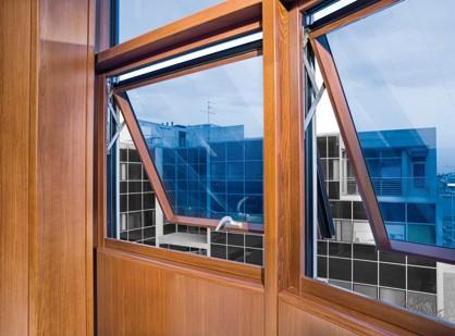 Pereti cortina lemn-aluminiu UNIFORM - Poza 41