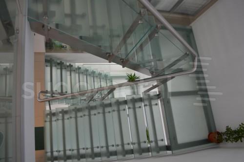 Scari pe structura metalica SUDOMETAL - Poza 7
