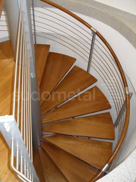 Scari spirala - Scara showroon Welt Auto SUDOMETAL - Poza 1