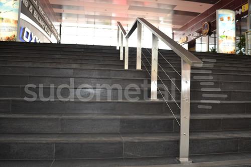 Balustrade din inox Sun Plaza SUDOMETAL - Poza 1