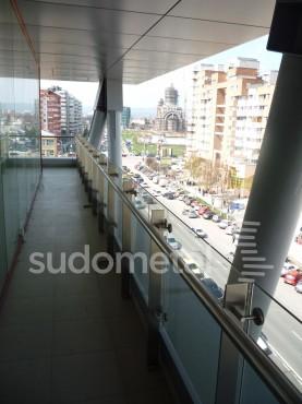 Balustrade exterioare - Balustrade cladire de birouri 30 Avenue, Bacau SUDOMETAL - Poza 3