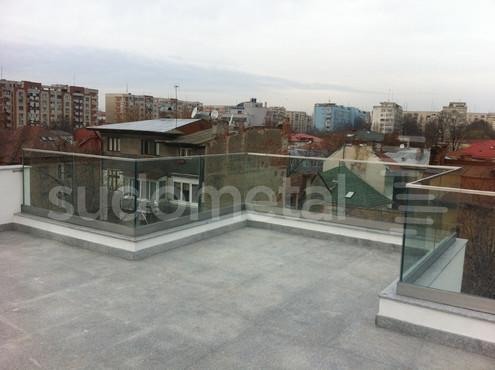 Balustrade exterioare - Balustrade casa particulara Bucuresti SUDOMETAL - Poza 3