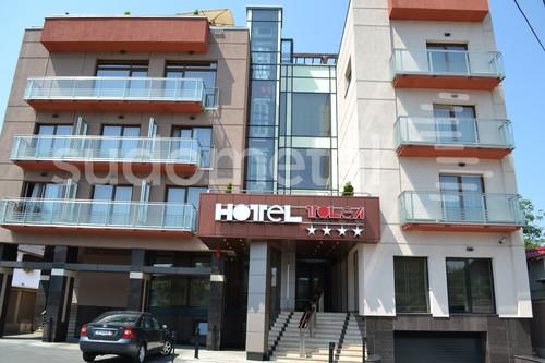 Balustrade exterioare - Balustrade Hotel Tolea SUDOMETAL - Poza 4