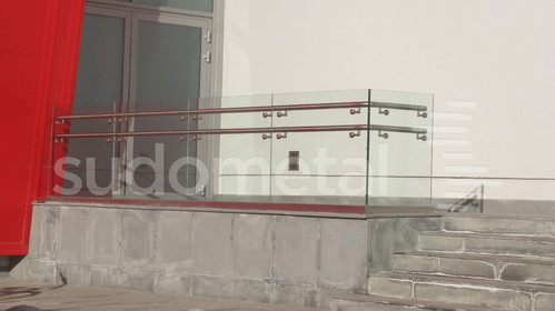 Balustrade exterioare - Balustrade Mall Ruse Bulgaria SUDOMETAL - Poza 3