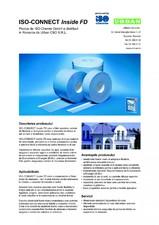 Foile speciala pentru o etansare ermetica la aer si vant a ferestrelor, usilor si panourilor ISO Chemie